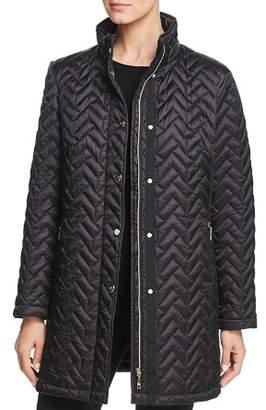 Basler Chevron Quilted Jacket