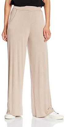 boohoo Women's Matilda Pocket Side Wide Trouser,(Size:10)