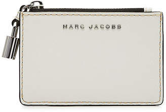 Marc Jacobs Leather Zip Wallet
