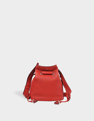 Lancel Huit Small Bucket Bag