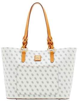 Dooney & Bourke Blakely Tammy Leather Tote