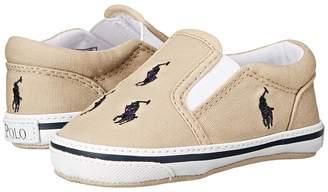 Polo Ralph Lauren Bal Harbour Repeat Soft Sole Boy's Shoes