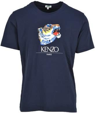Kenzo Tiger Capsule Tiger Head T-shirt