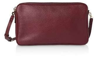 Whistles Cornelia Triple Zip Leather Bag