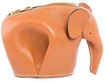 Loewe Elephant Charm Keychain