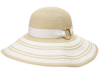 Lauren Ralph Lauren Packable Signature Grosgrain Sun Hat