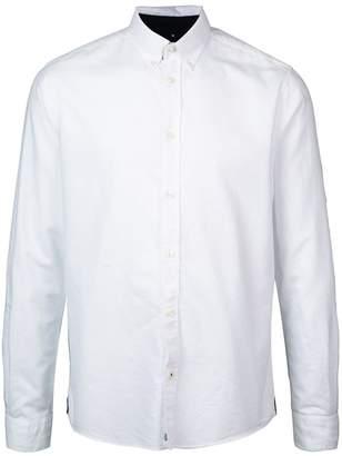 Cuisse De Grenouille button collar shirt