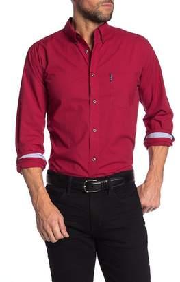 Ben Sherman Classic Gingham Long Sleeve Shirt