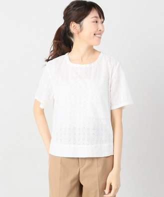 Amo JOINT WORKS sienna pocket tee