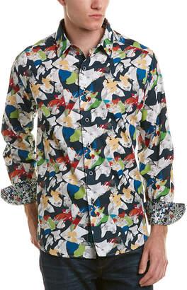 Robert Graham Kinslowe Classic Fit Woven Shirt