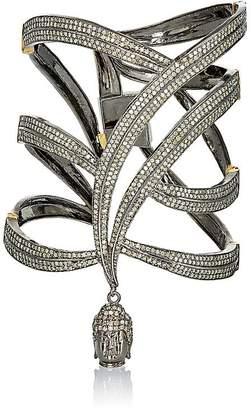 Black Diamond Carole Shashona Women's Pavé Goddess Cuff