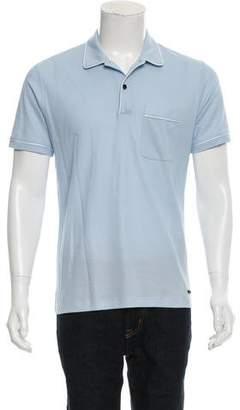 Burberry Piqué Polo Shirt w/ Tags