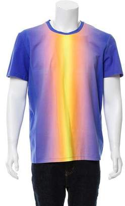 Garciavelez Gradient Striped T-Shirt