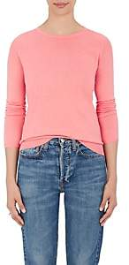 Barneys New York Women's Silk-Cashmere Sweater - Coral