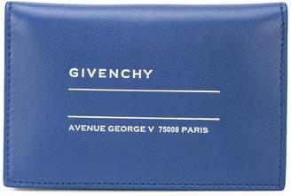 Givenchy bifold cardholder