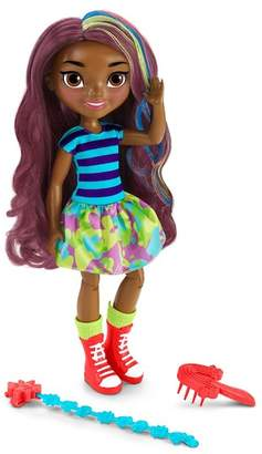 Fisher-Price Sunny Day Brush & Style Rox Doll