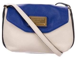 Marc by Marc Jacobs Colorblock Leather Crossbody Bag