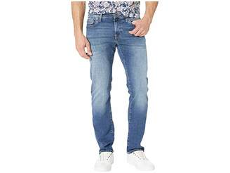 Mavi Jeans Zach Straight Leg in Mid Brushed Cashmere
