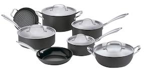 CuisinartNon-Stick Cookware Set (12 PC)