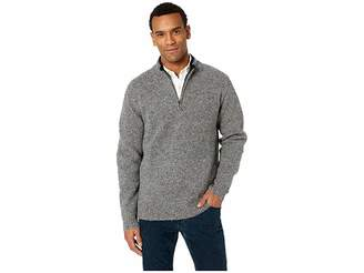 Pendleton Shetland 1/2 Zip Sweater