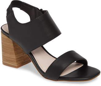 Kensie Elianna Block Heel Sandal