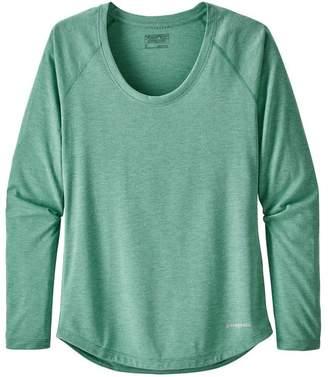 Patagonia Women's Long-Sleeved Nine Trails Shirt