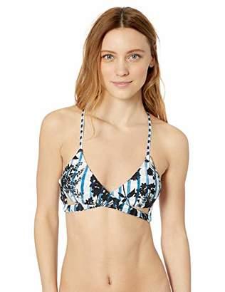 30c9bc48a7f Lucky Brand Women's Wrap Bralette Hipster Bikini Swimsuit Top