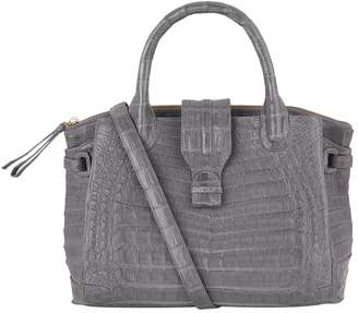 Nancy Gonzalez Medium Crocodile Cristina Tote