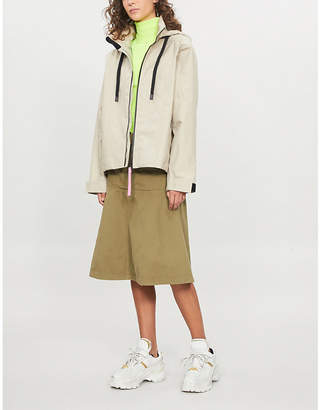 J.W.Anderson Hooded shell jacket