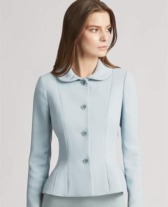 Ralph Lauren Carolyn Wool-Silk Jacket