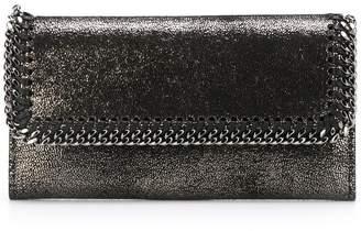 Stella McCartney 'Falabella' flap wallet