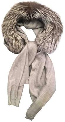 Valentino Grey Fox Scarves