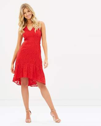 Atmos & Here ICONIC EXCLUSIVE - Lacey High-Low Dress