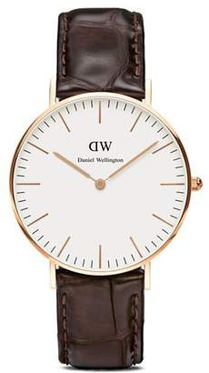 Daniel Wellington Classic York Watch, 36mm