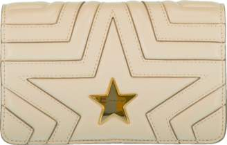 Stella McCartney Stella Star Flap Shoulder Bag