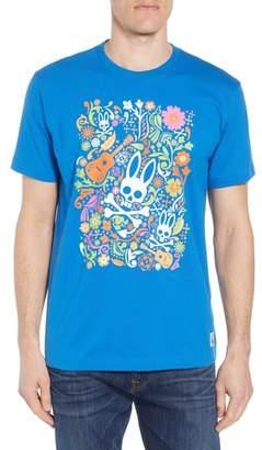 Psycho Bunny (サイコ バニー) - Psycho Bunny Graphic T-Shirt