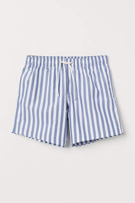 H&M Swim Shorts - White