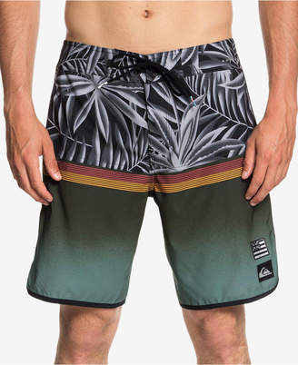 Quiksilver Men's Highline Divide Scallop Board Shorts