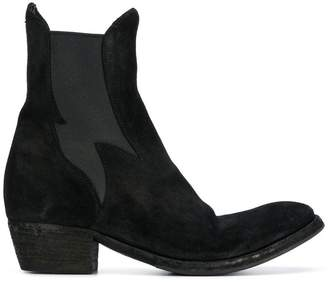 Pantanetti western ankle boots