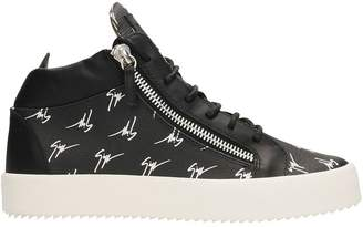 Giuseppe Zanotti Men\'s Mid-top Sneakers