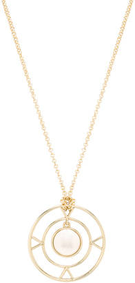 House of Harlow The Four Elements Pendant Necklace $48 thestylecure.com