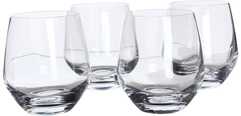 Lenox Tuscany Classics New Double Old Fashioned Set of 4