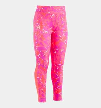 Under Armour Girls' Pre-School UA Shattered Leggings