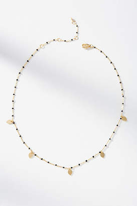 Anthropologie Mini Charms Coin Necklace
