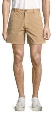 Original Paperbacks Solid Cotton Shorts