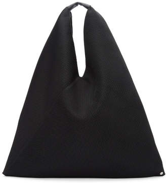 MM6 MAISON MARGIELA Black Mesh Tote