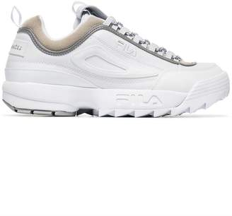 Fila Liam Hodges Disruptor leather trainers