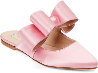 Polly Plume Kiki Bow Uptown Girl Mules