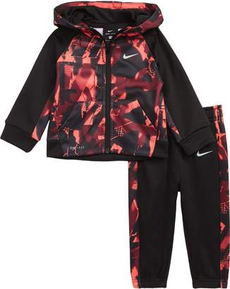 Nike Dry Therma Legacy Zip Hoodie & Pants Set