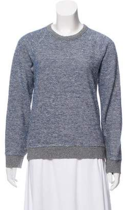 Alexander Wang Knit Scoop Neck Sweater